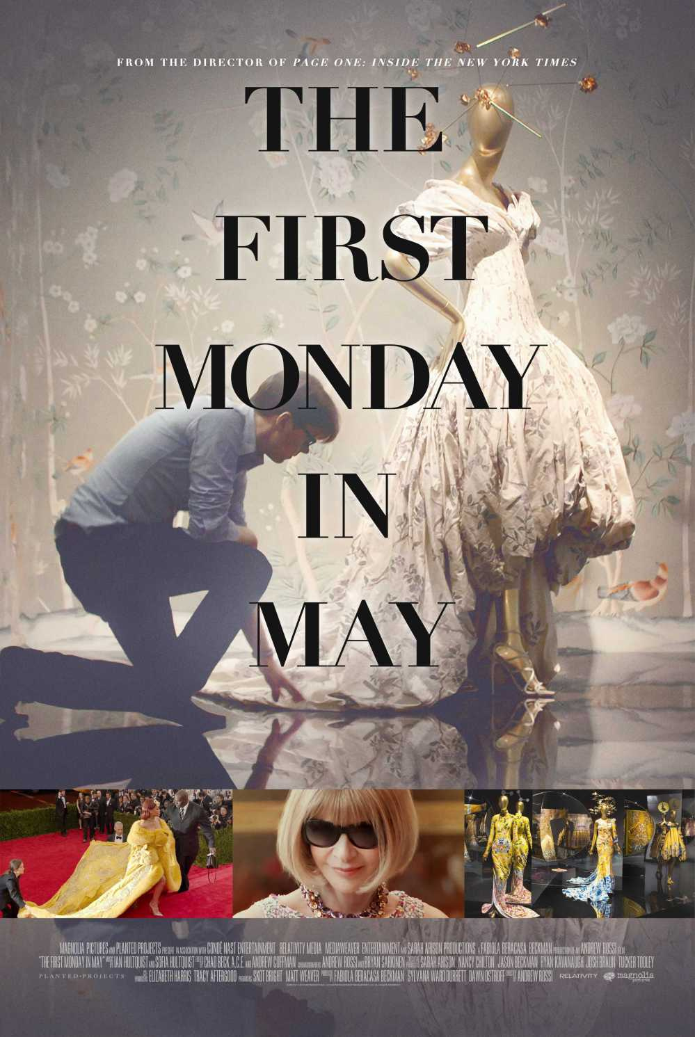 1st monday may poster